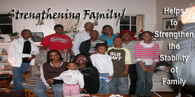 Strengthing Family